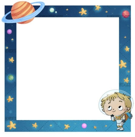 Frame child space