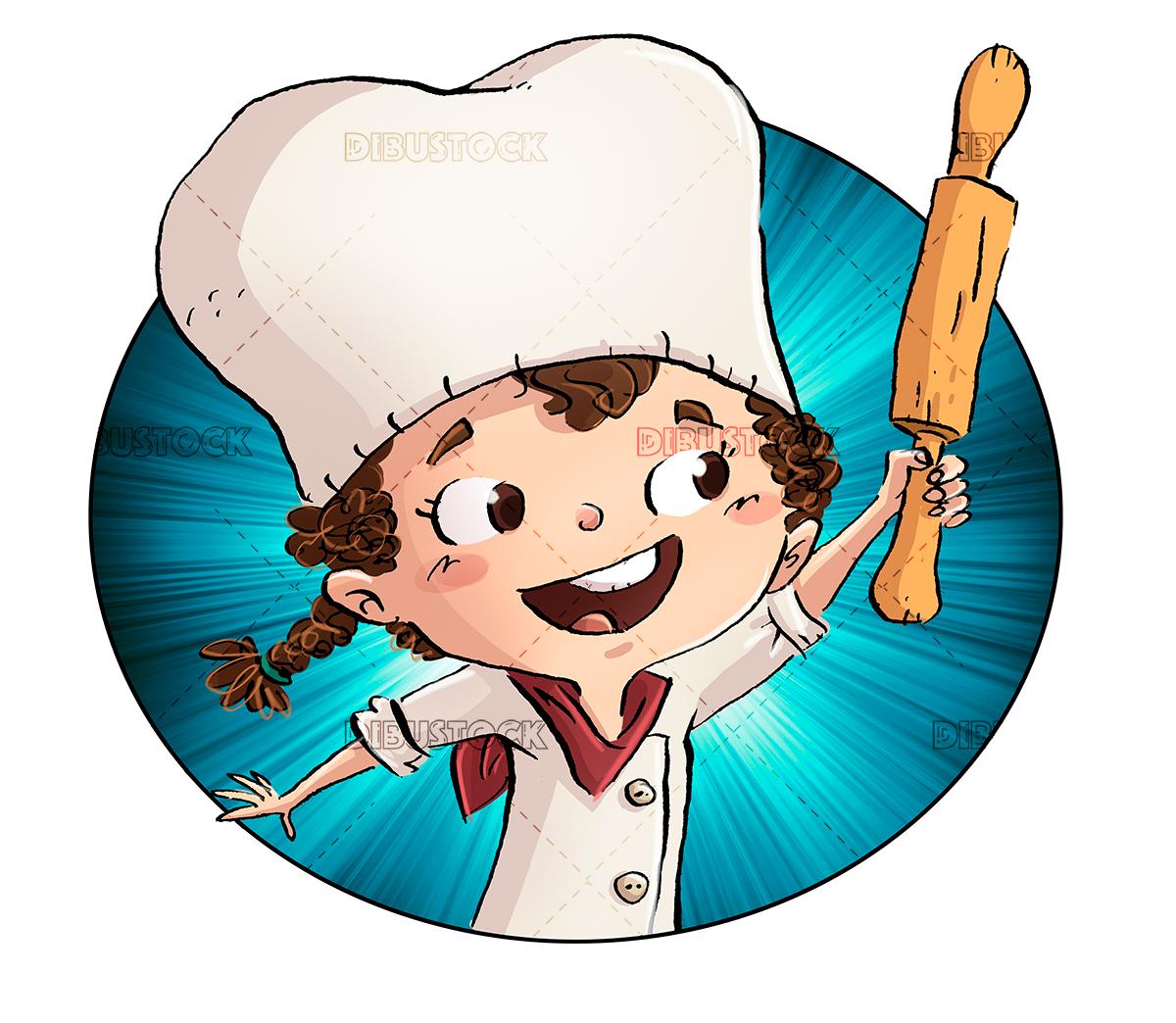 cook girl star