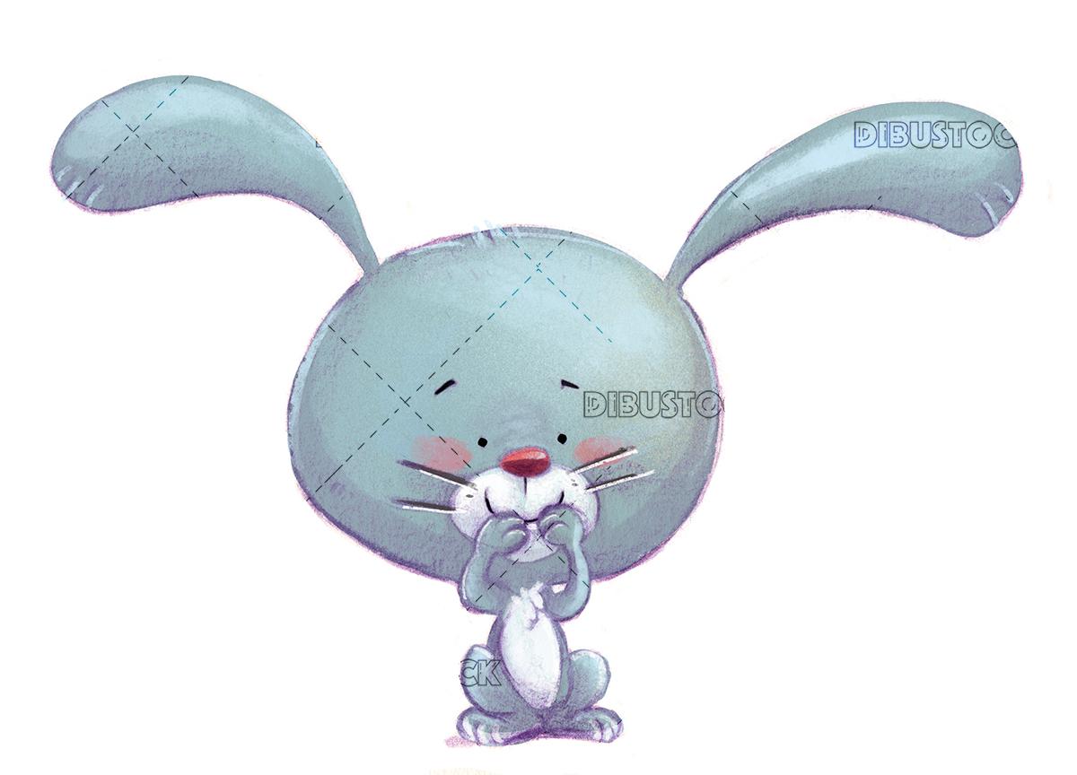 rabbit for children