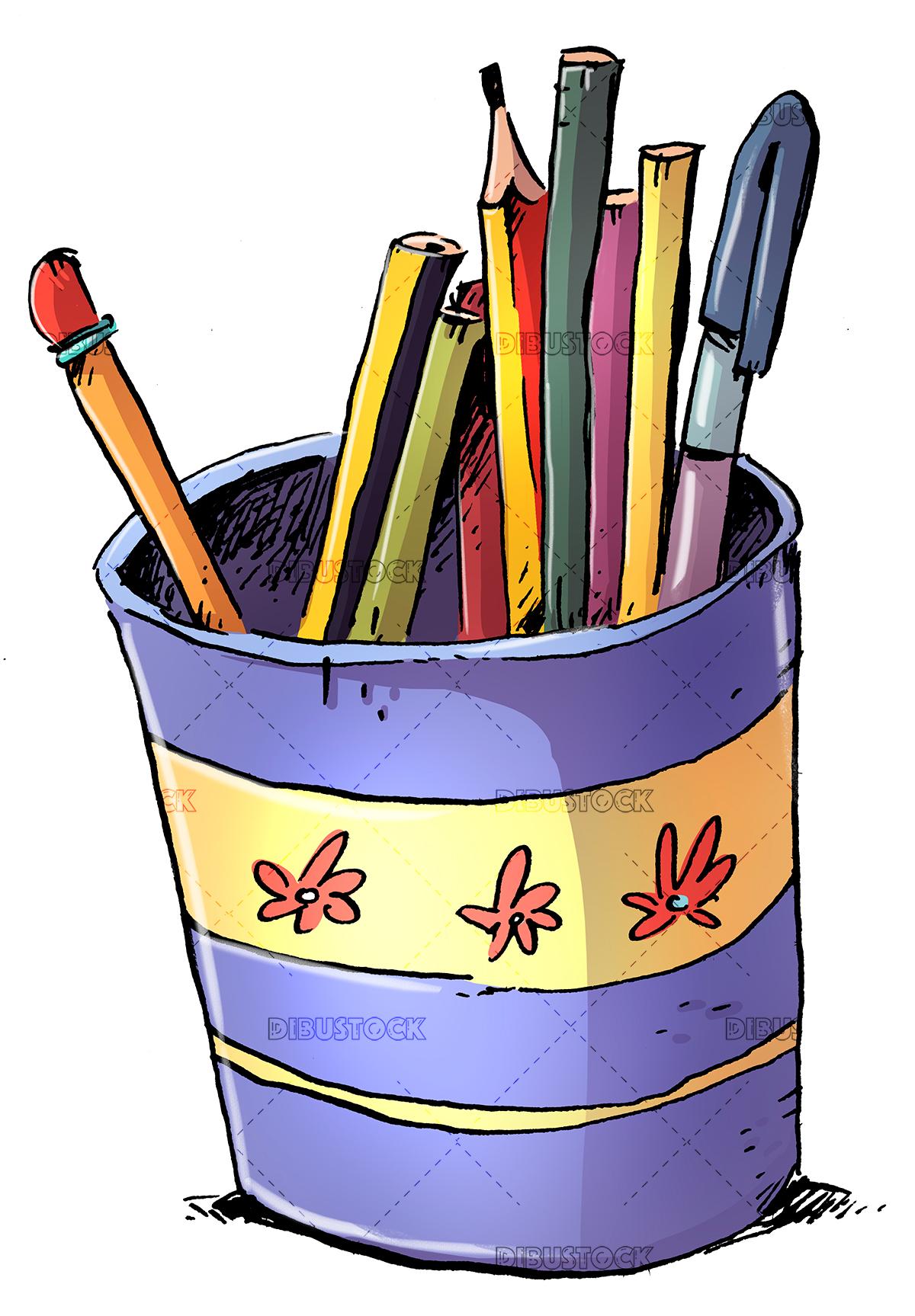 school supplies pen
