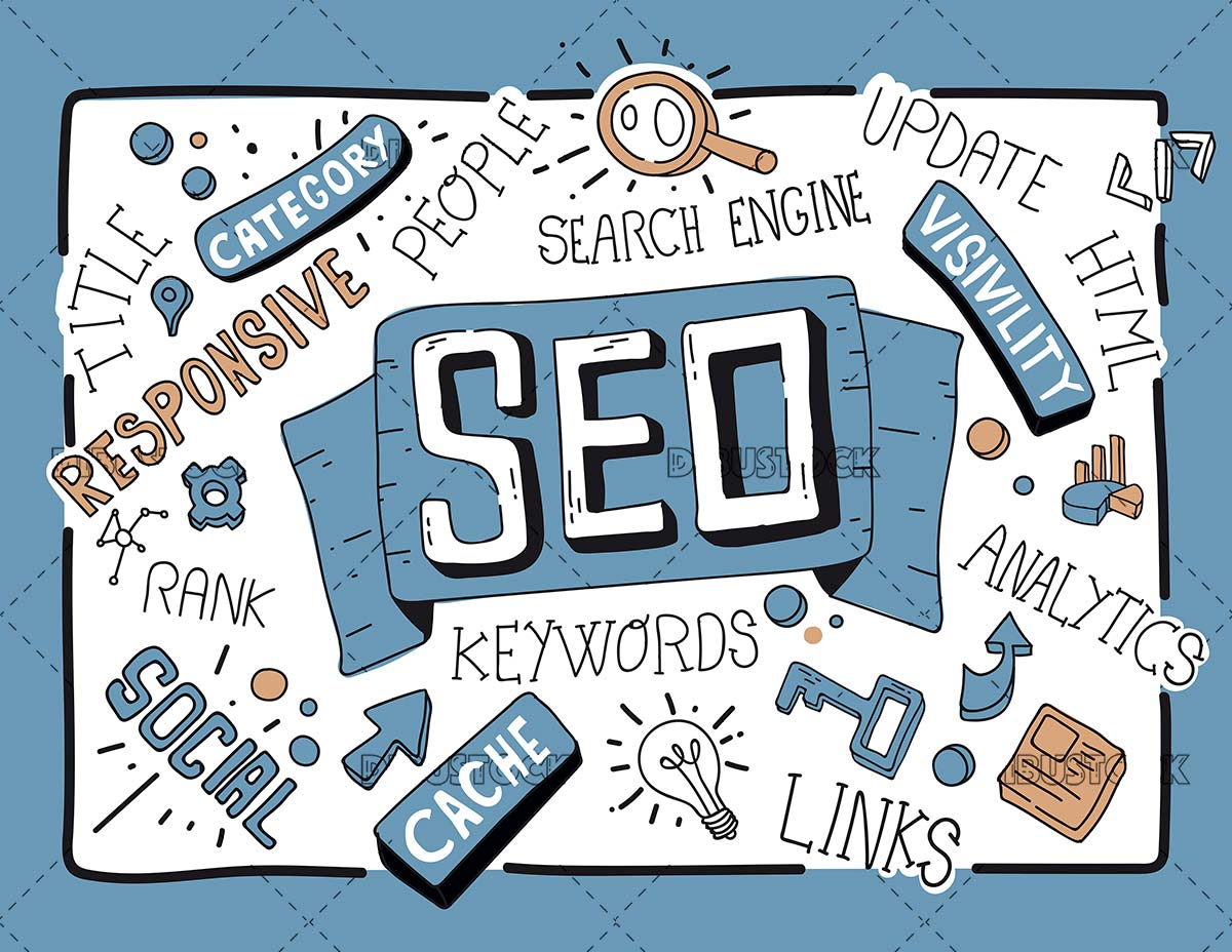 Terms of SEO web positioning