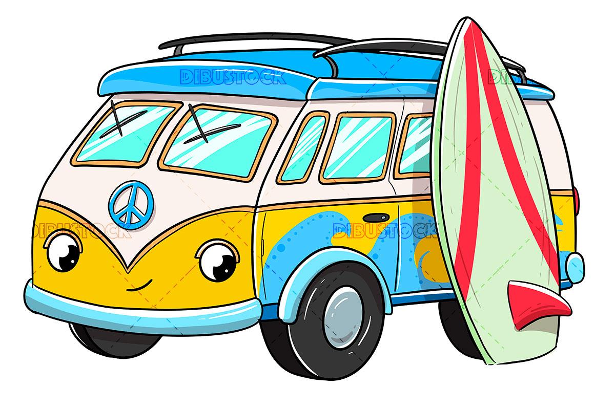 surfera van