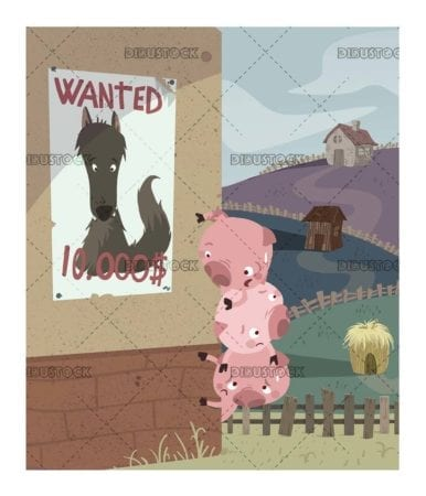 tale of the three little pigs