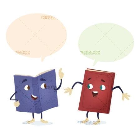 Libros hablando entre ellos