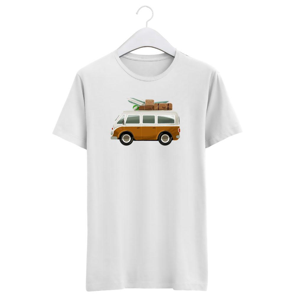 furgoneta surf