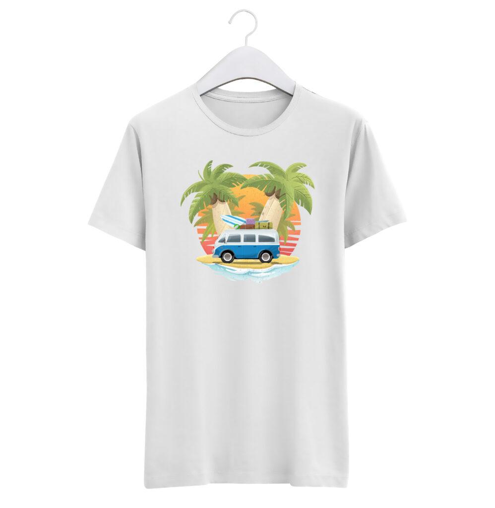 furgoneta surf playa