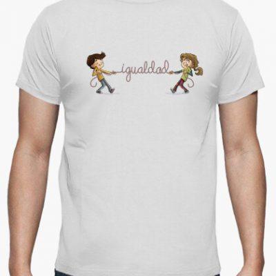 camiseta igualdad entre sexos i 13562318244980135623201709265